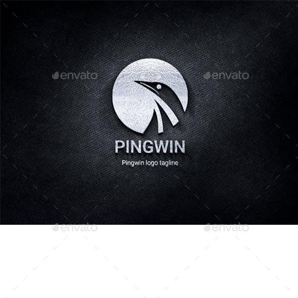 Professional Pingwin Logo.