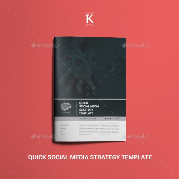 Quick Social Media Strategy Template