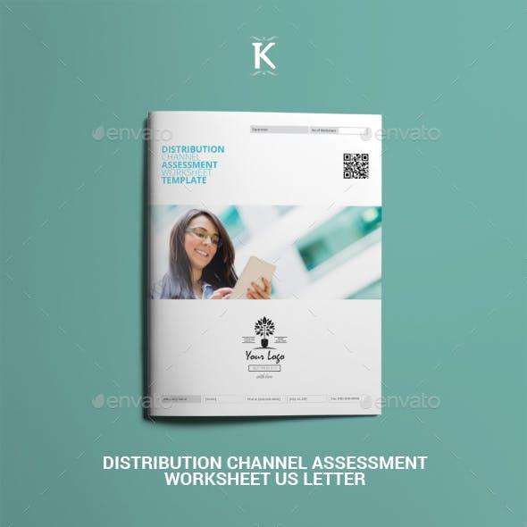 Distribution Channel Assessment Worksheet USL