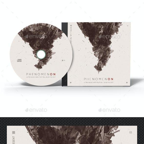 Phenomenon CD Cover