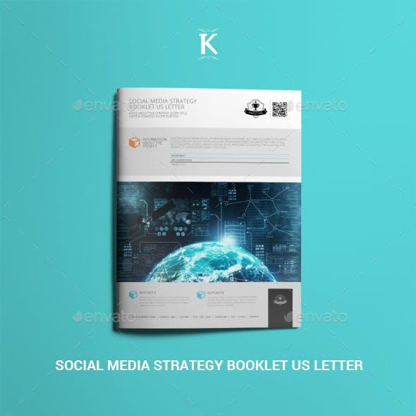 Social Media Strategy Booklet US Letter