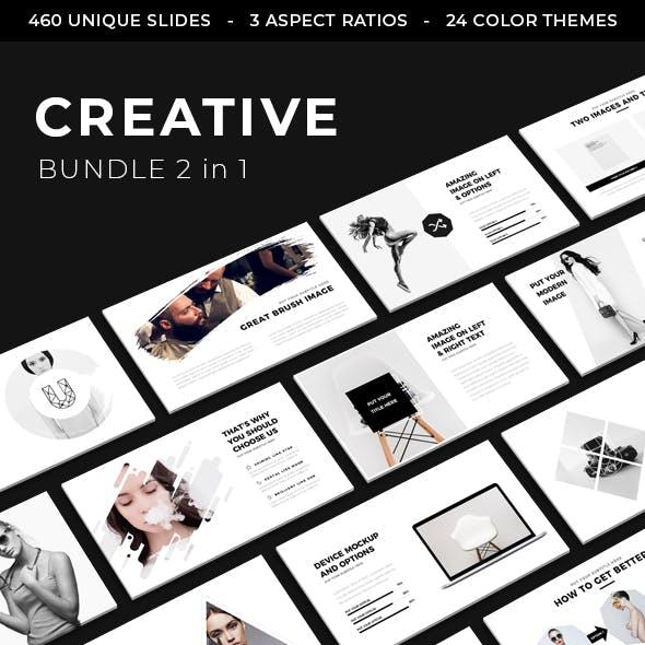 Creative Keynote Bundle 2019