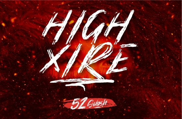 High Xire with 52 Extras Swash