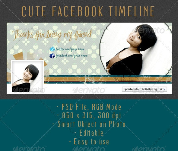 Cute Facebook Timeline Cover - Facebook Timeline Covers Social Media