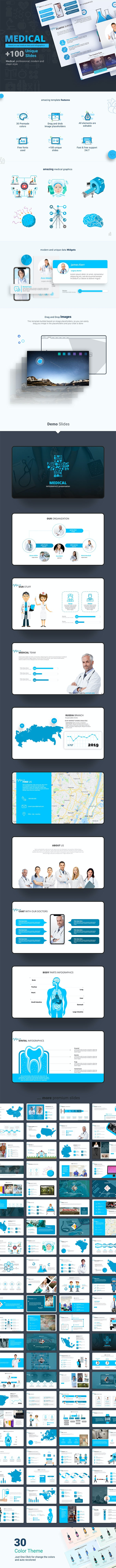 Medical presentation powerpoint template - PowerPoint Templates Presentation Templates
