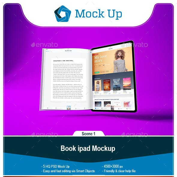 Book Tablet Pro