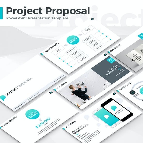 Project Proposal - PowerPoint Template