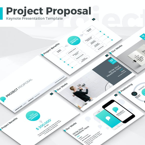 Project Proposal - Keynote Template
