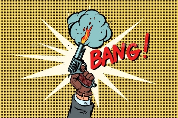 Bang the Starting Gun - Miscellaneous Vectors