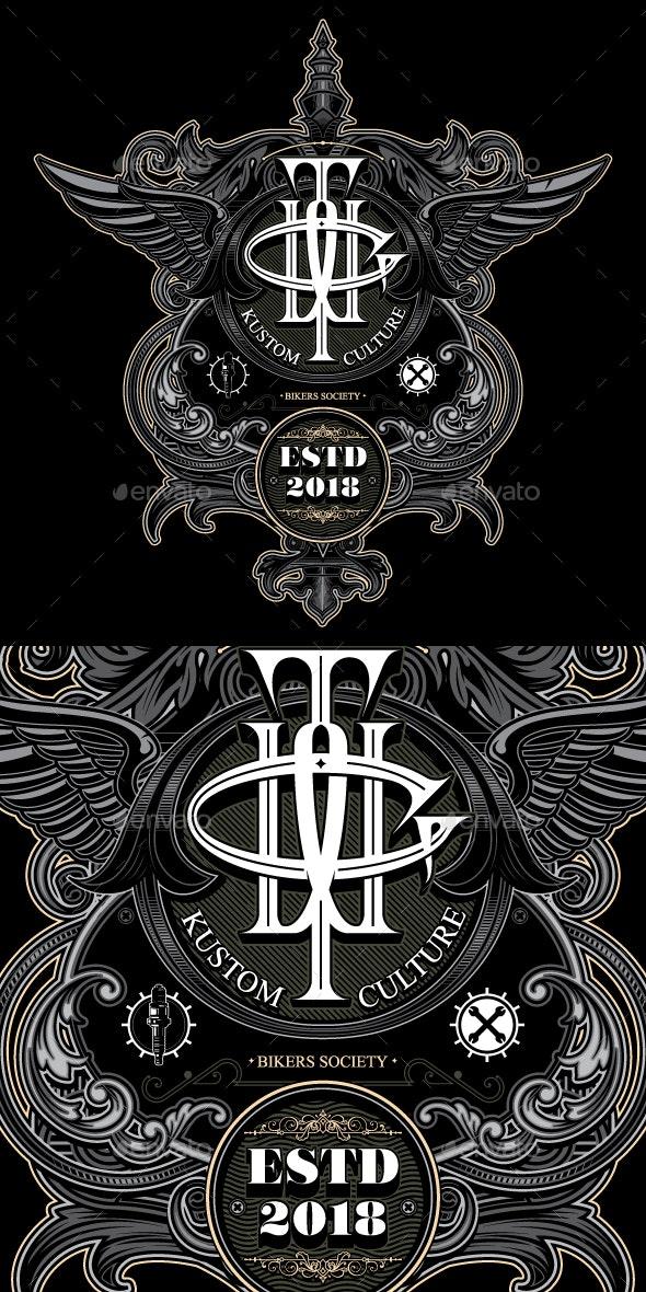 Wolf Gang Chapter 4 - Grunge Designs
