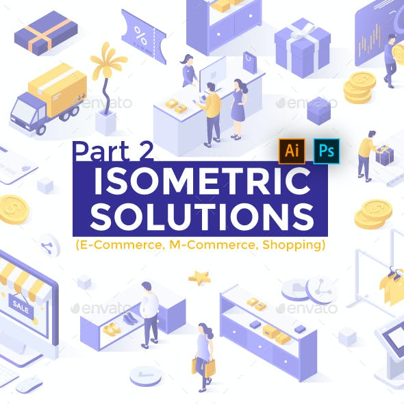 Isometric Solutions Part 2
