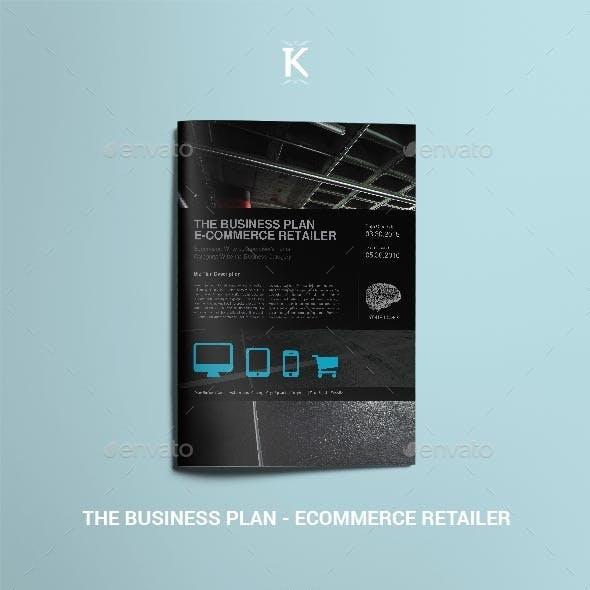 THE Business Plan - E-Commerce Retailer