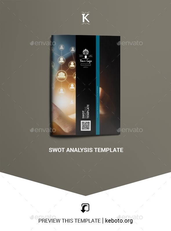 SWOT Analysis Template - Miscellaneous Print Templates