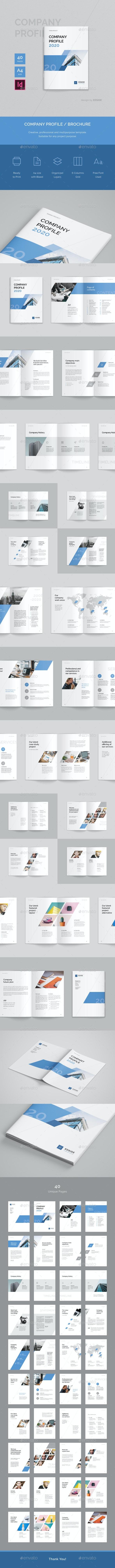 Company Profile / Brochure - Corporate Brochures