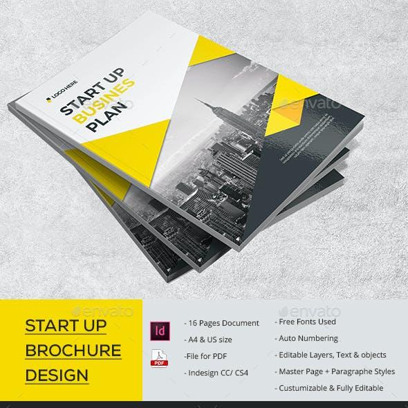 Startup Brochure