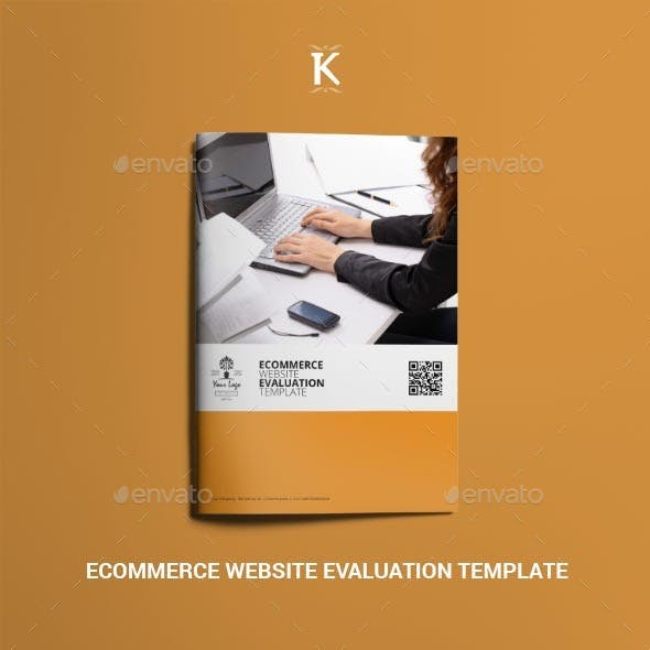 Ecommerce Website Evaluation Template