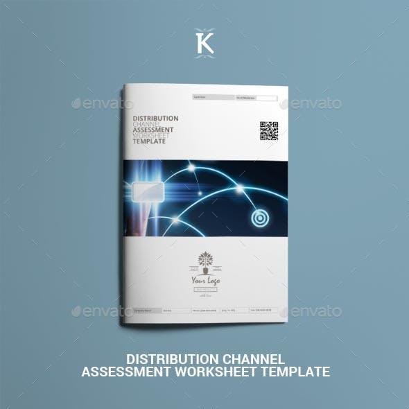 Distribution Channel Assessment Worksheet