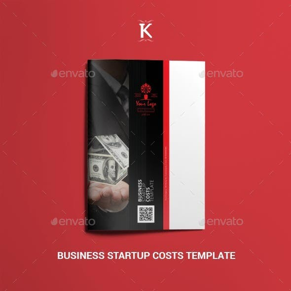 Business Startup Costs Template