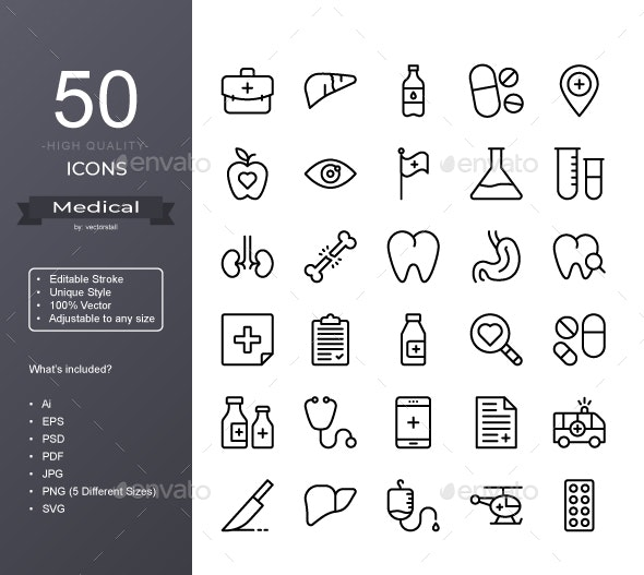 Medical - Icons
