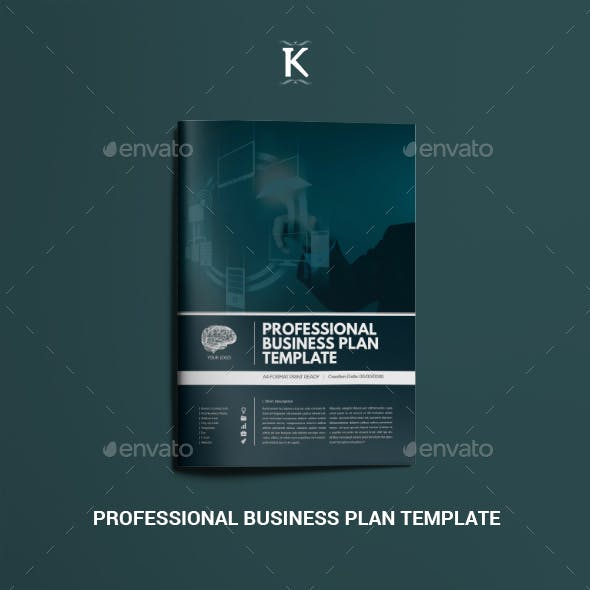 Professional Business Plan Template