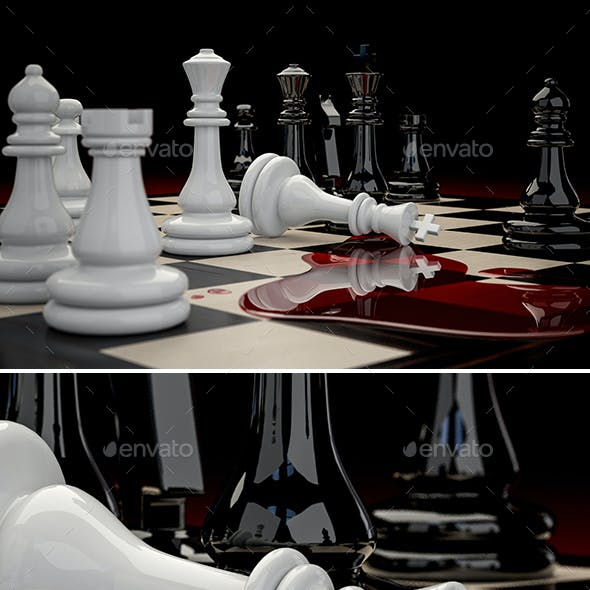 Bloody Chess