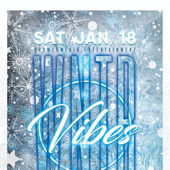 Winter Club Flyer