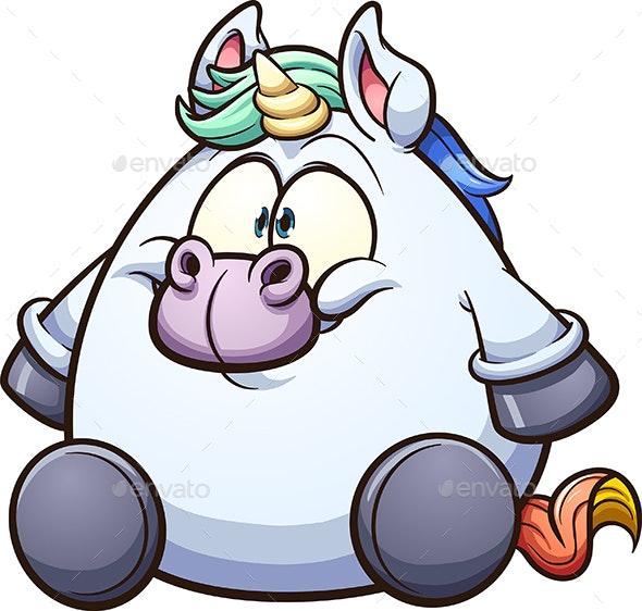 Fat Unicorn - Miscellaneous Characters