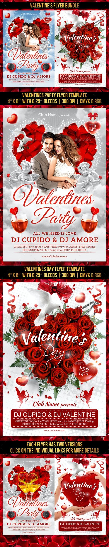 Valentines Bundle - Clubs & Parties Events