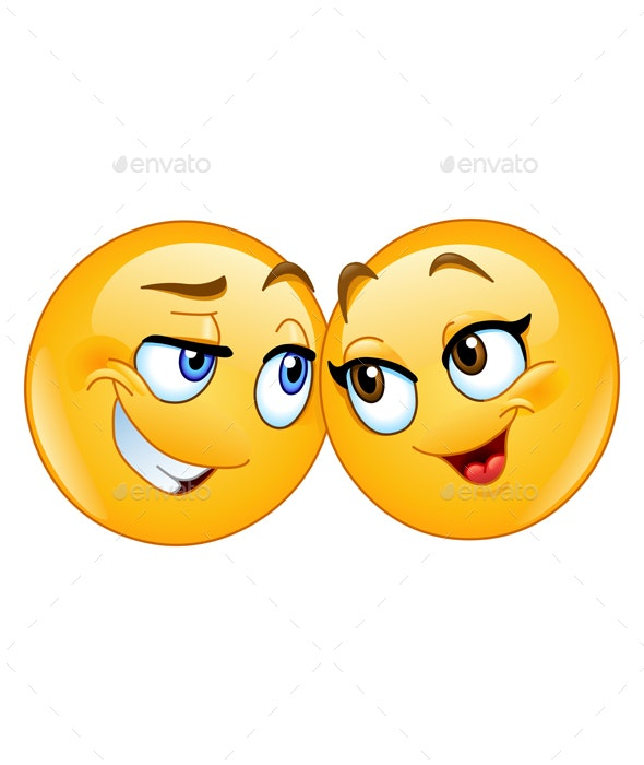 Loving Emojis - Valentines Seasons/Holidays
