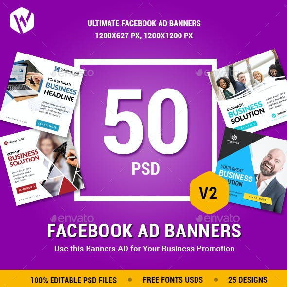 Facebook Banners