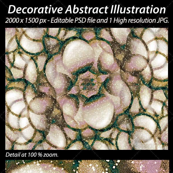 Decorative Abstract Illustration
