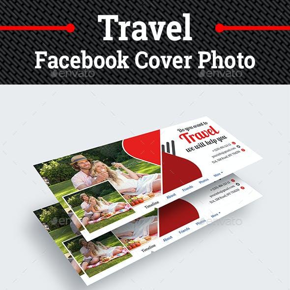 Travel Facebook Cover Photo