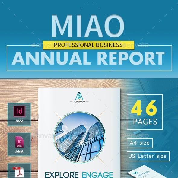 Annual Report - MIAO