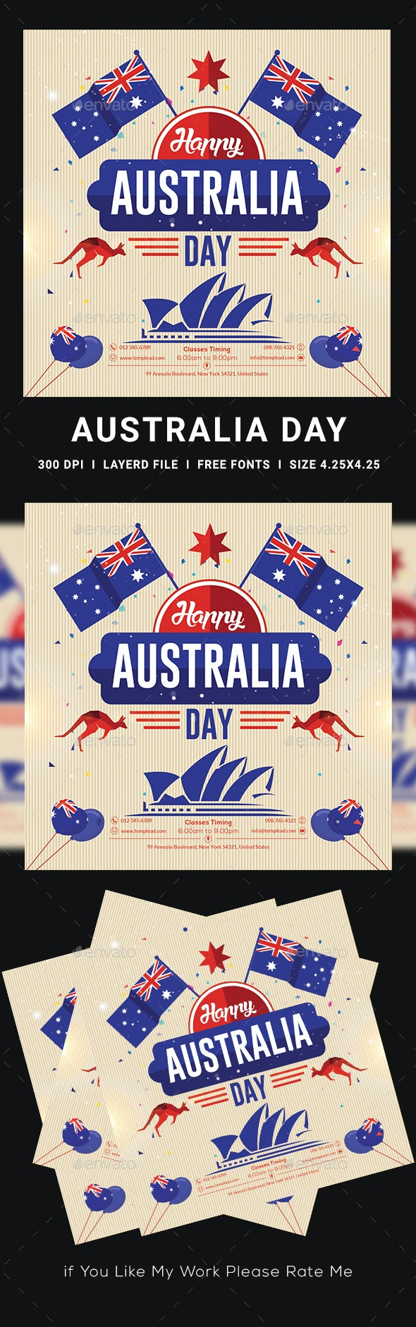 Australia Day - Clubs & Parties Events
