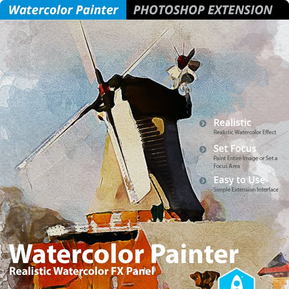 Watercolor Painter
