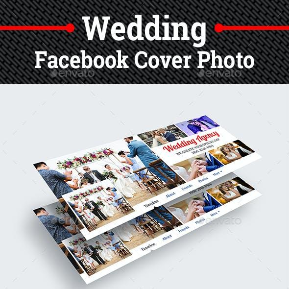 Wedding Facebook Cover Photo