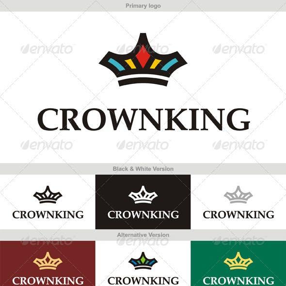 CrownKing Logo