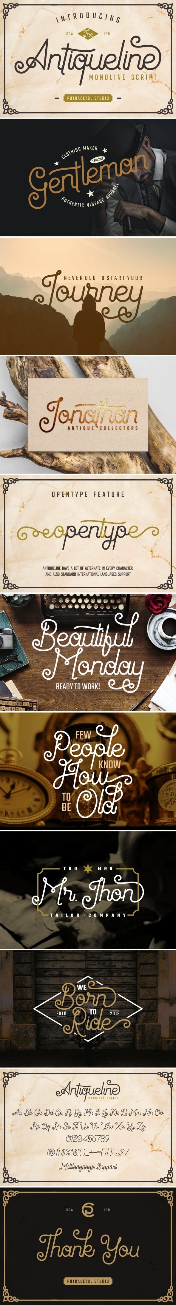 26 Best Fancy Fonts