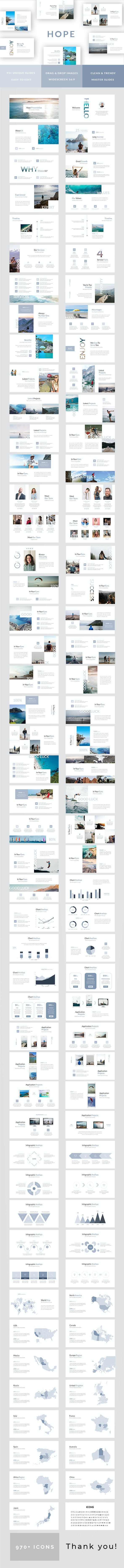 Hope Powerpoint Template - PowerPoint Templates Presentation Templates