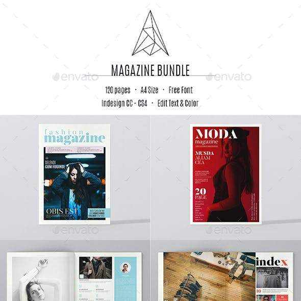 Magazine Bundle 120 Pages
