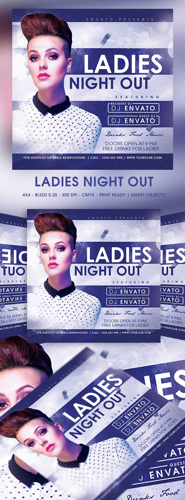 Ladies Night - Clubs & Parties Events
