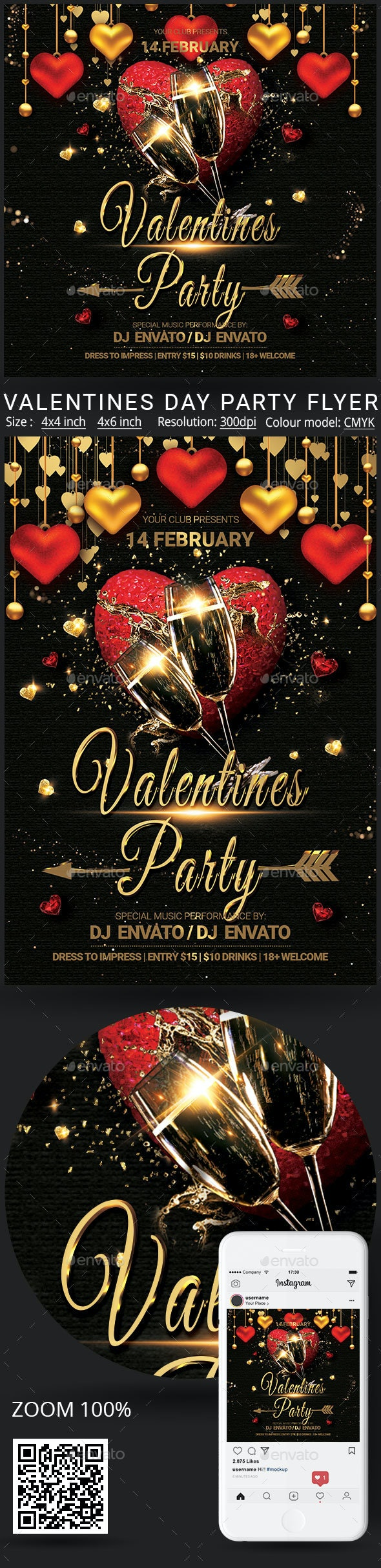 Valentines - Clubs & Parties Events