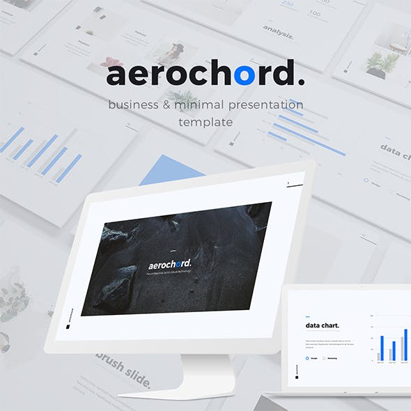 Aerochord - Minimal & Business Template (KEY)