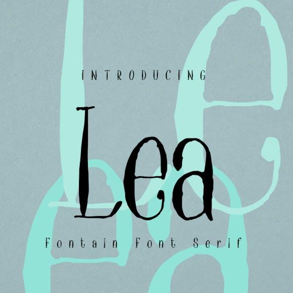Lea Serif