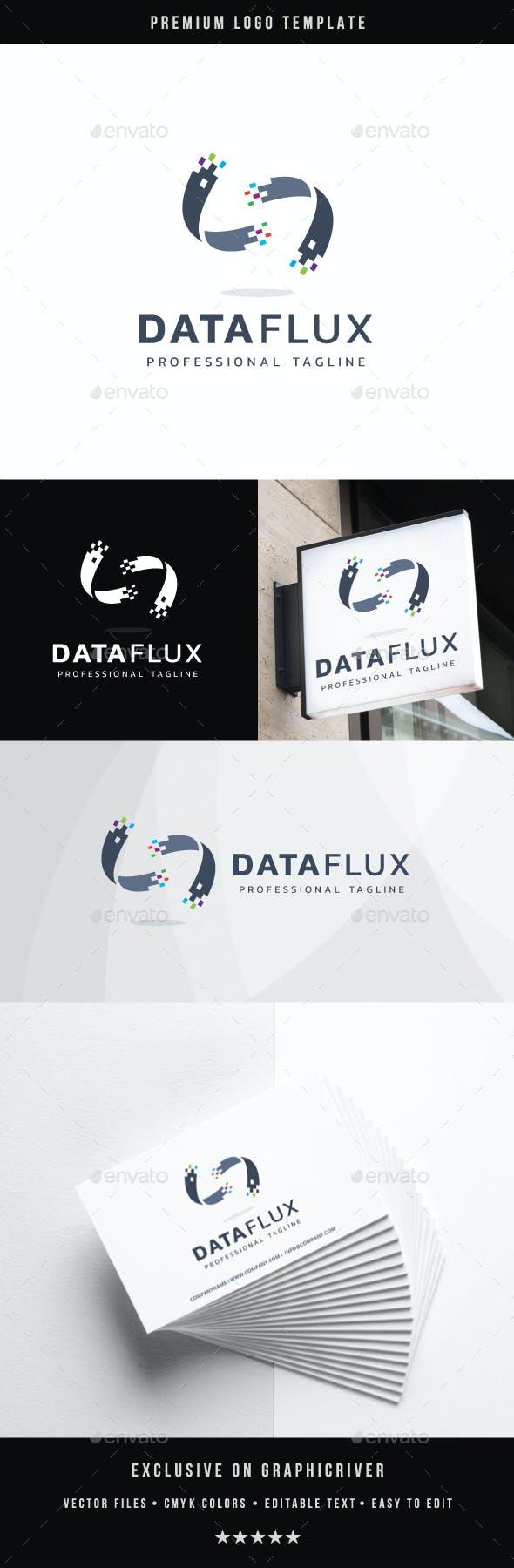 Data Flux Logo