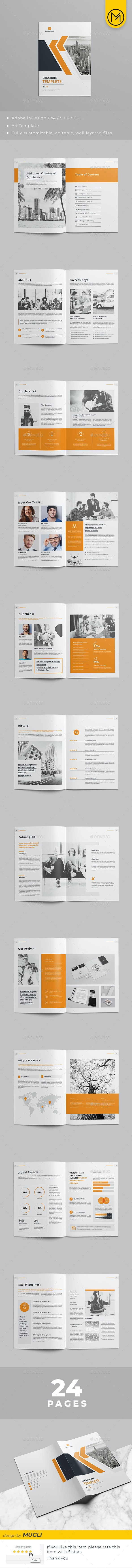 Corporate Brochure Design 2019 - Corporate Brochures