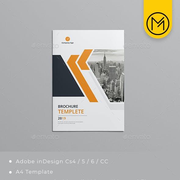 Corporate Brochure Design 2019