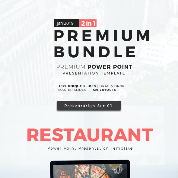 Premium Presentation Bundle 2 in 1