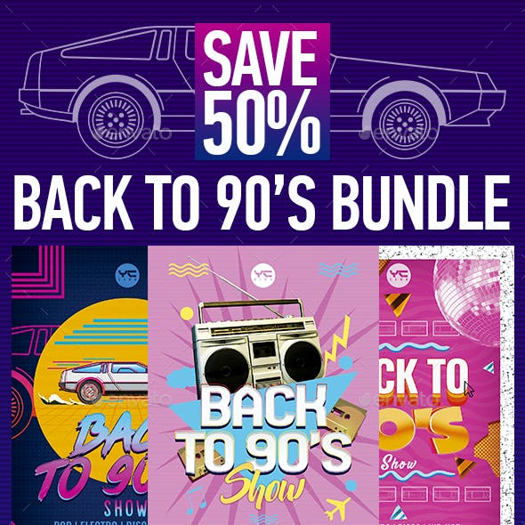 Back to the 90's Bundle 2019