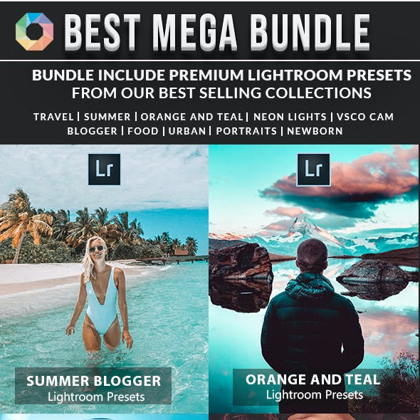 Best Mega Bundle Lightroom Presets